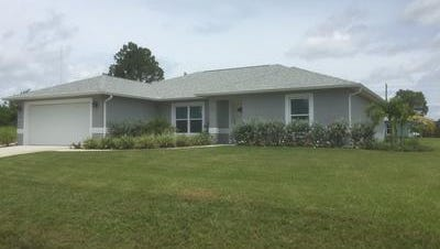 This home, which had been owned by Eric and Megin Davidson as part of Palm Bay's Homes for Warriors program, sold Monday for $200,000. The city recouped most of its investment in the property.