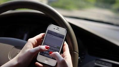 Starting April 1, police throughout Central Jersey will be cracking down on distracted drivers as part of New Jersey's UDrive.  UText. UPay enforcement campaign.