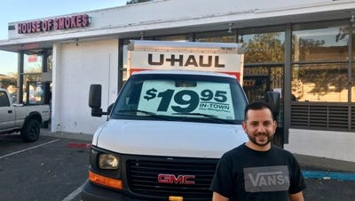 House of Smokes, 105 S. Oak St., Unit 100, in Ventura has joined the U-Haul network.
