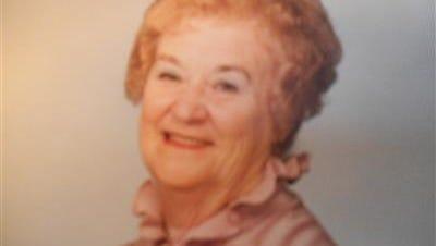 Gertrude Emma Heistand, 91