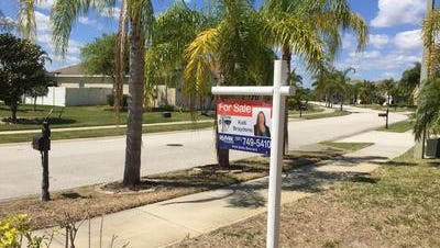 Housing inventory in Brevard County is shrinking, causing a jump in home prices.