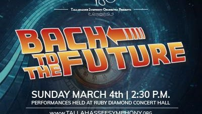 """The Tallahassee Symphony Orchestra will be hosting a family concert, """"Bach to the Future,"""" based off the time traveling film."""