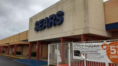Sears is closing its store at Searstown Mall in Titusville.