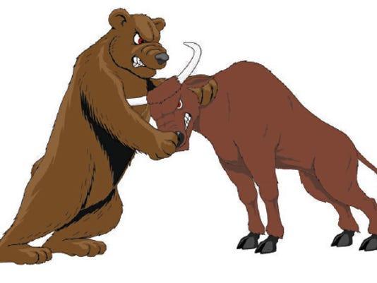 Bear-bull