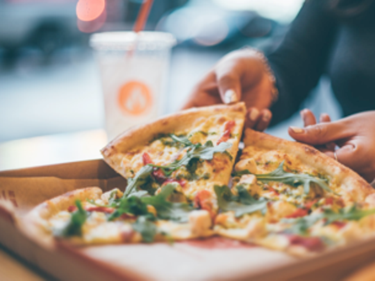 Blaze Pizza offering pies for $3.14 on Pi Day March