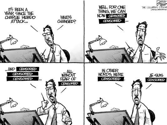 Cartoon Beeler