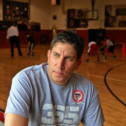 Mark Lieberman, a former U of L and FIU assistant basketball