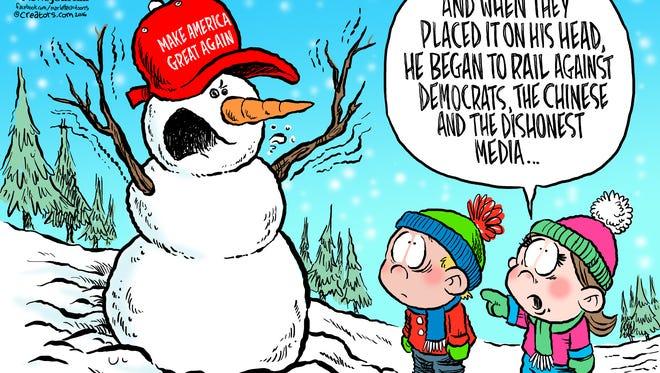 Frosty Trump