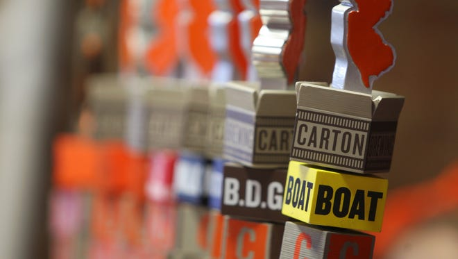 Carton beers are some of the most popular beers in the state.