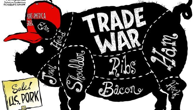 Trade war?