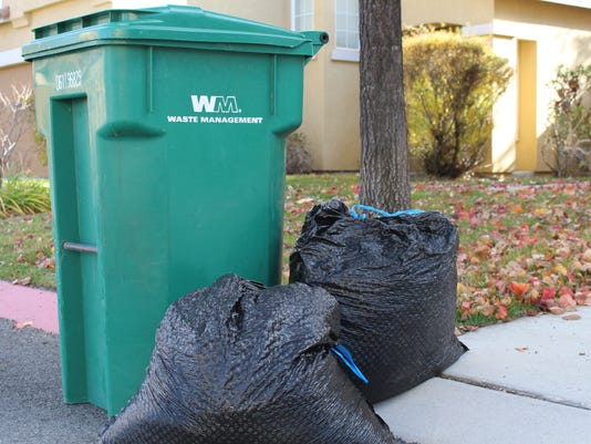 Why Does Sparks But Not Reno Get Extra Trash Pickup In Fall
