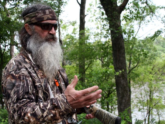 Phil Robertson of A&E's 'Duck Dynasty' made headlines with anti-gay remarks.