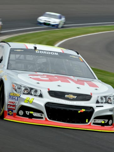 Jeff Gordon and the Sprint Cup Series made their annual