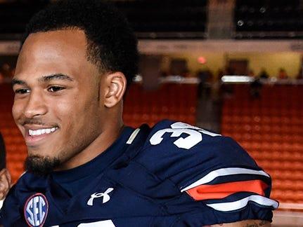 Former Georgia safety Tray Matthews is making a good first impression at Auburn.