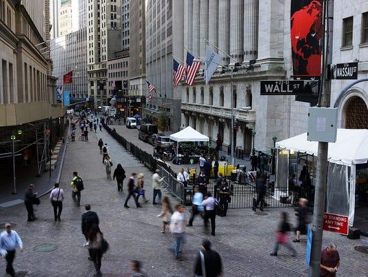 Wall Street closes lower on shutdown jitters