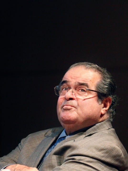 Antonin Scalia legacy