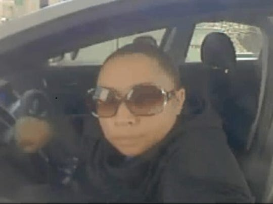 Las Cruces police recovered video surveillance from a bank, which indicates that Christina Mendez deposited an altered $11,000 into her banking account.