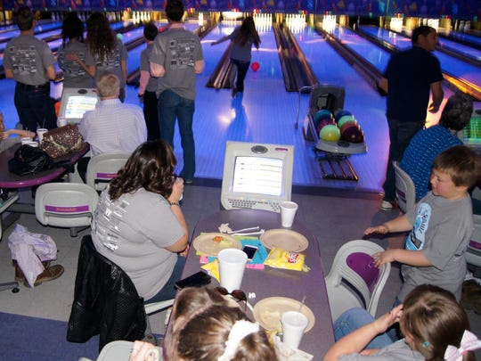 Silver City residents participated in the Bowl for Kids' Sake on Sunday. Bowl for Kids' Sake is the single largest annual fundraiser for Big Brothers, Big Sisters nationwide. Big Brothers, Big Sisters is the largest provider of one-to-one youth mentoring services in the United States. All proceeds go towards expanding the BBBS program by matching volunteer mentors with participating youth.