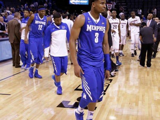 AAC Memphis UConn Basketball