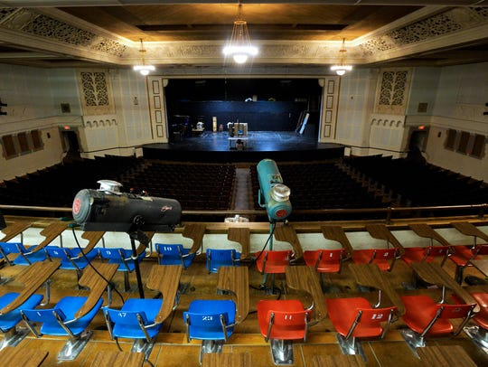 The Great Falls High School auditorium will benefit