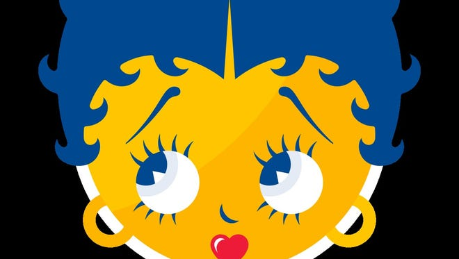 Betty Boop's emoji is available ahead of World Emoji Day.