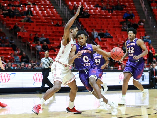 NCAA Basketball: Northwestern State at Utah