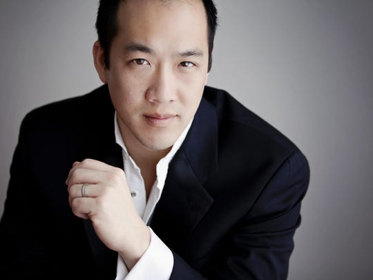 Interim music director Kelly Kuo is a candidate for the Chamber Orchestra top spot.