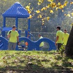 Special playground at Clear Creek Park is about to open