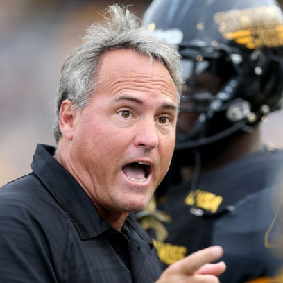 Southern Miss coach Jay Hopson and his staff will divide