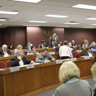 The House Budget Committee meets Tuesday, March 28,