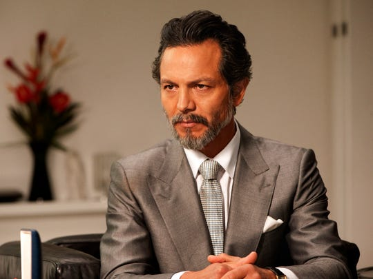 "In ""The Infiltrator,"" Roberto (Benjamin Bratt) is the"