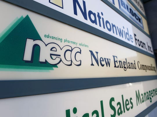 The U.S. Food and Drug Administration sourced the fungal meningitis outbreak to contaminated steroids made by the New England Compounding Center.