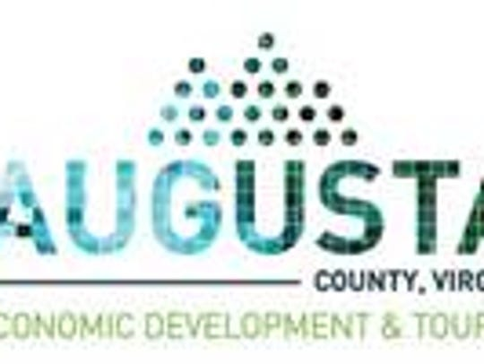Augusta County economic development and tourism logo.