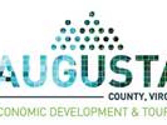 Augusta County economic development and tourism logo.