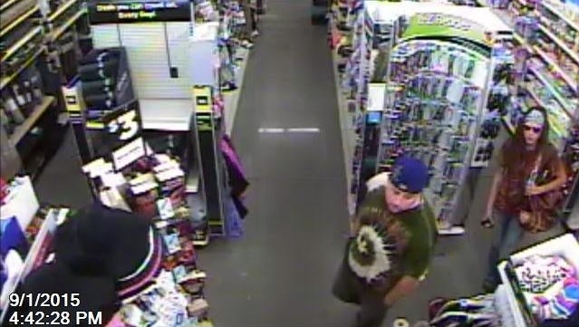 Do you recognize these people? If so, call Baxter County Sheriff's Office at 425-47000.