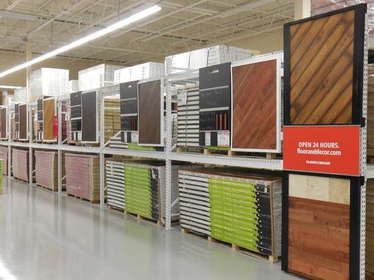 Retailer Floor Decor Opening First Cincinnati Store