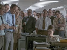 Review: 'The Post' a first-rate journalistic thriller