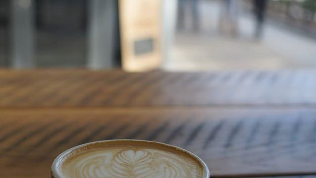 Coffee & Crema is closing its Haywood Mall store.
