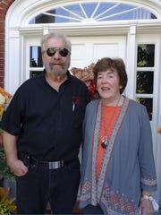 Waigne Cryer and Nancy Inabnett