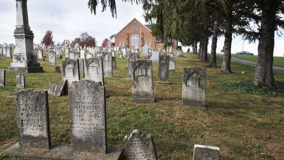 Trinity (Roth) United Church of Christ, near Spring Grove, is observing its 250th anniversary this year. The area it settled was scenic then - and it's remains a scenic, off-the-beaten path piece of York County