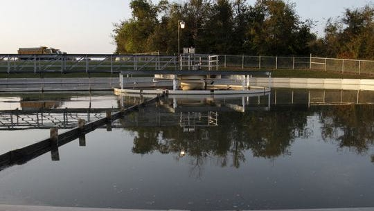 Springfield's Southwest Wastewater Treatment Plant