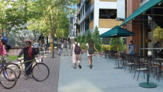 Gateway's $80 million master plan for its urban campus would have included renovations to eight buildings in six square blocks in downtown Covington.
