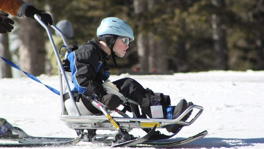 Since 1976, SAAS has helped disabled skiers feel the rush of being on the slopes. There will be a benefit from 6 to 9 p.m. at the Ruidoso Convention Center Saturday. Beginnings