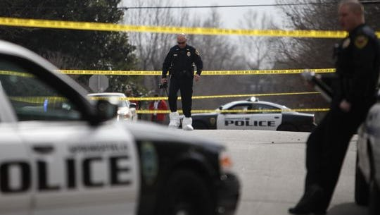 Springfield police released the annual UCR crime statistics on Thursday.