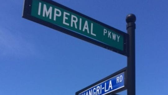 One fo the proposed sites for new Bonita high school is on Imperial Parkway, near Shangri-La