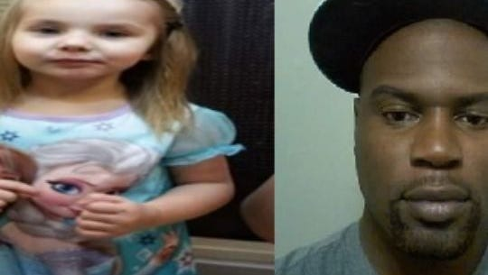 From left: Savannah Walker and Marcus Hightower