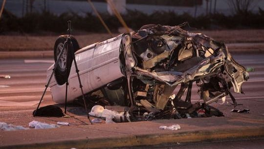Kelly Williams died when here car was split in two by a pickup driven by Dylan Meyer, who was drunk and driving 95 mph.