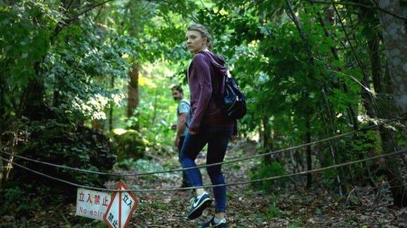 Natalie Dormer stars as Sara Price in 'The Forest.'
