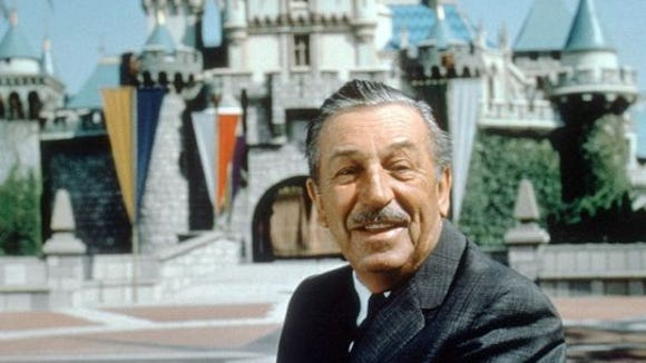 Through 6/12: 'When You Wish: The Story of Walt Disney':