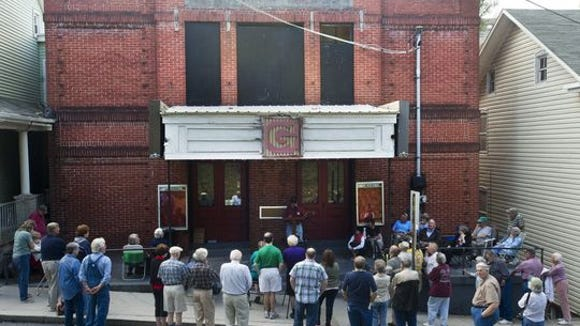 The Glen Theatre is a former band hall, and it's still operating a century later, according to its website. If you have a chance to see a show, it's a memorable experience. You can walk there from one of Glen Rock's several downtown restaurants.